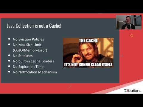 Where is my cache? Architectural patterns for caching Microservices
