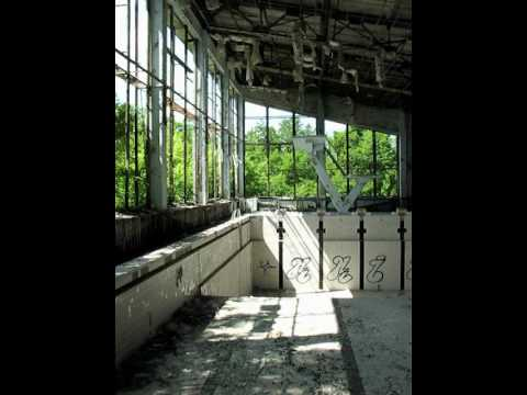The Pripyat swimming pool