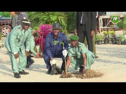 Le Chef de l'Etat a pris part à la célébration de la Journée Nationale de la Paix