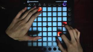 M4SONIC - Virus (Recuest Remake) Launchpad Pro Cover