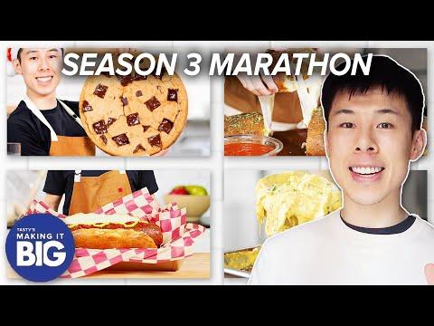 Making It Big: Season 3 Marathon & Fun Facts • Tasty