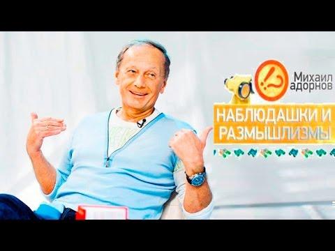Лучшие невероятные наблюдения Михаила Задорнова!