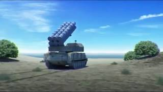 NEW ANTI AiRCRAFT AND MISSILE SISTEM - BUK M3