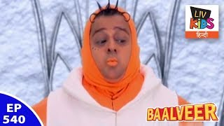 Baal Veer   बालवीर   Episode 540   Sunday Covered Up In Ice