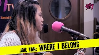 Joie Tan - Where I Belong (National Day Special)