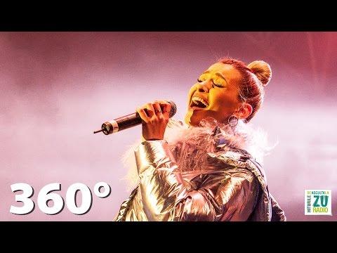 Alina Eremia - Vorbe pe dos (Live VIDEO 360)