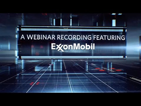 On-demand Webinar Featuring ExxonMobil - Experiences Using Adaptive Process Control – Available Now