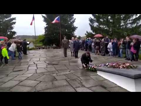 Tomio Okamura: Pietní akt - Slivice u Příbrami.