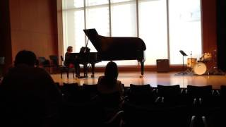 Forró em Santa Luzia - Rebecca Hass @ MacPhail Faculty Recital 4/25/15