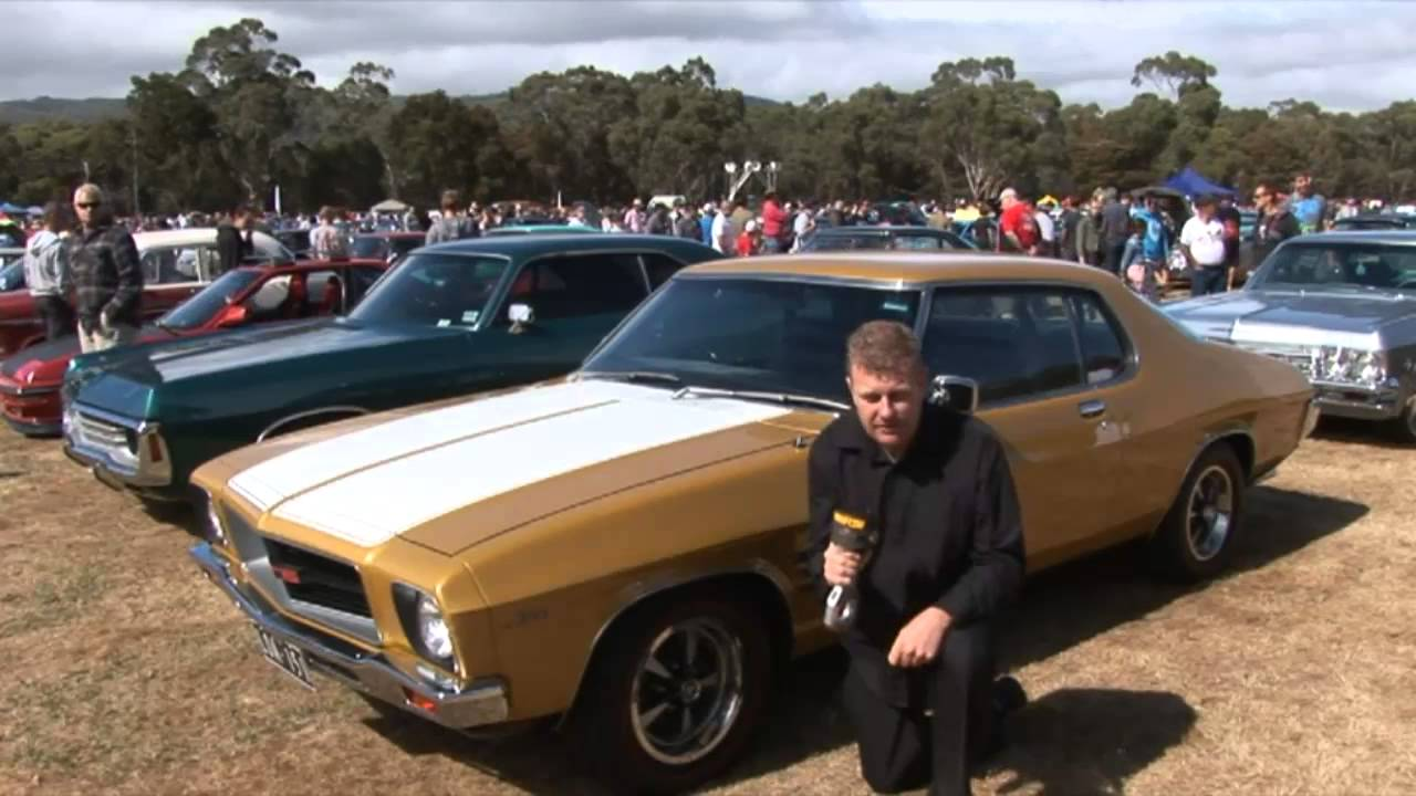 Gasolene - Season 3 Episode 5 - Picnic at Hanging Rock Classic Car Show