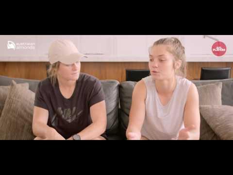Almonds Australia — Brianna Davey & Ellie Blackburn