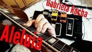 [Guitarra] Gabriela Rocha - Aleluia // Cover Chorus Fingerstyle