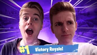 MATTHY CLUTCHT VOOR DE WIN!! - Fortnite Battle Royale