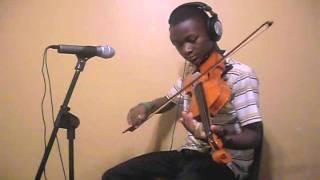 On The Floor by Jennifer Lopez ft. Pittbull (Violin Cover) - Emmanuel Houndo