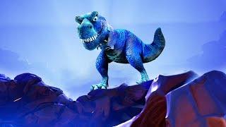 Fortnite: Possible Dinosaur Easter Egg! (Season 4 Easter Egg)