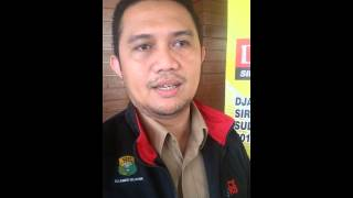 Tanggapan Ketua PBSI Sulsel Terkait Insiden Markis - Bpti Sidrap