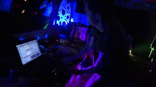San and Tac (Psytrance) ~ New Caledonia June 2015