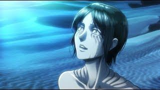 Shingeki no Kyojin - Season 2 - OST - 05 Call of Silence (Ymir Theme) - HD