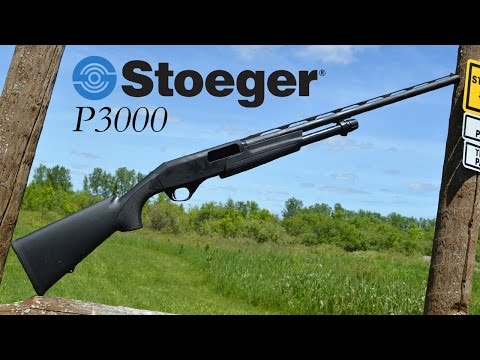 Stoeger P3000 Review