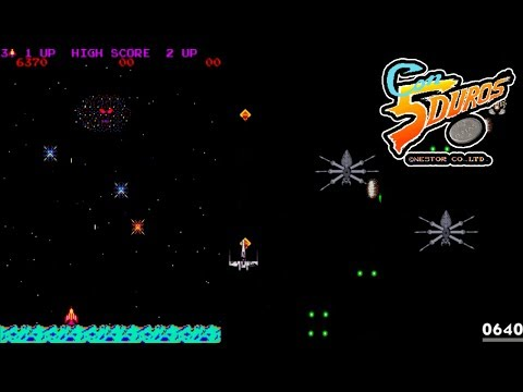 """PISCES  - """"CON 5 DUROS"""" Episodio 783 (+Battle Insects MS-DOS) (1cc) (1 loop)"""