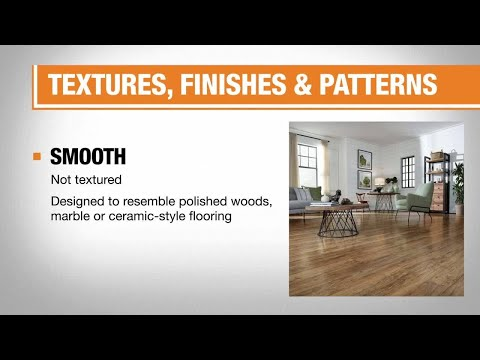 Types Of Laminate Flooring, What Kinds Of Laminate Flooring Are There