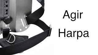 AGIR Harpa - Make Your Harness Adjustable With No Cutting