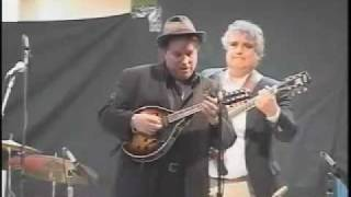 "Johnny Mandolin plays ""That's Amore"" on the Italian Mandolin - Live in Tuckahoe"