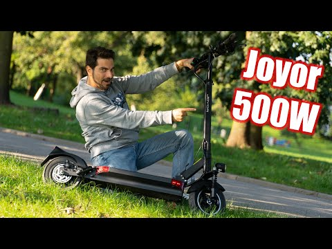 Joyor Y6S Monopattino Elettrico da 500w  …
