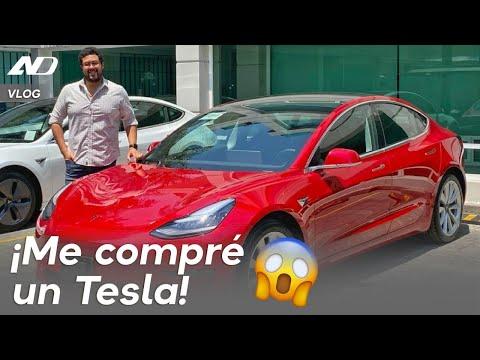¡Me compré un Tesla! Así es el proceso - Gabo Salazar