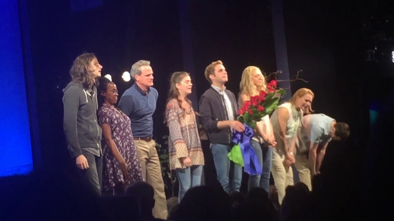 Dear Evan Hansen Broadway In Washington Dc August