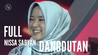 WOW.. NISSA SABYAN DANGDUTAN  |  GRAND FINAL KDI 2018 MNCTV