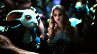 Alice is lost in wonderland