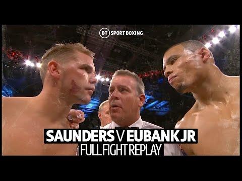 Full fight replay: Billy Joe Saunders v Chris Eubank Jr