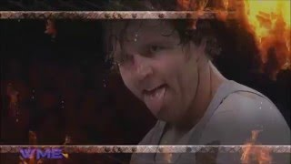 WWE Dean Ambrose 2nd Custom Entrance Video Titantron