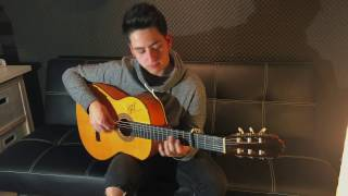 TRAICIONERA / REGGAETON LENTO / SAFARI - Flamenco Covers by Paquillo Garcia