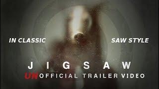 Jigsaw 2017 Trailer || In Classic Saw Style