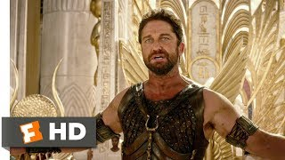 Gods of Egypt (2016) - Bow Before Me or Die Scene (1/11) | Movieclips