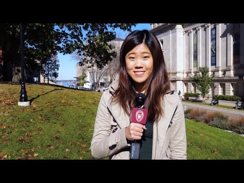 UW MADISON   Students on the Street: Study Habits