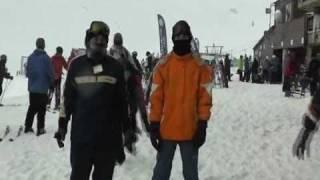 Big Bang My Heaven MV Snowboarding Queenstown NZ Coronet Peak & Remarkables 2009