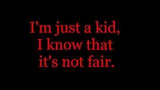 I'm Just a Kid - Simple Plan lyrics