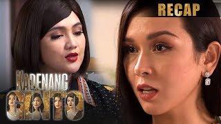 Romina comes back to the mansion | Kadenang Ginto Recap