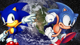 {MAD} Sonic The Hedgehog Ending {GALAXY}