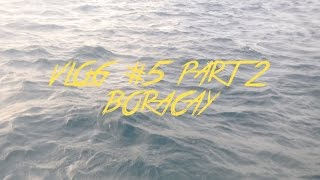 VLOG#5 PARASAILING!!! (Part 2 Vacation at Boracay)