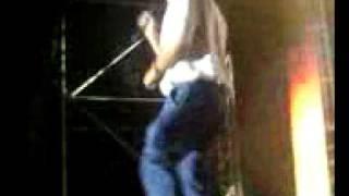 Mickael Carreira - Por amor vou até ao fim 14.08.2011 - Vila Real