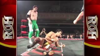ROH Glory By Honor VI: Kenta vs Mitsuharu Misawa