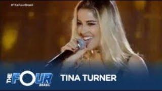 Rully encara batalha do The Four Brasil ao som de Tina Turner