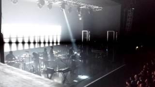 Massive Attack Birmingham 30/01/16