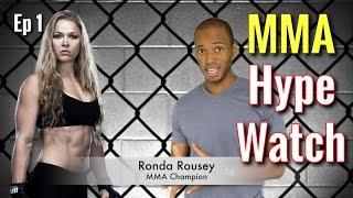 UFC Latest News - Ronda Rousey