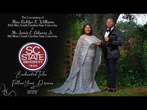 South Carolina State University Coronation 2021