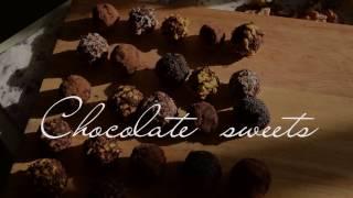 Recipe: Chocolate sweets.